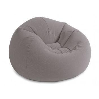 купить Кресло VELUR 107x104x69cm BEANLESS BAGTM в Кишинёве