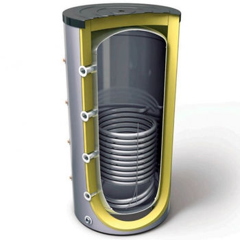 Буферная ёмкость для системы отопления Tesy 1SP 1000 л
