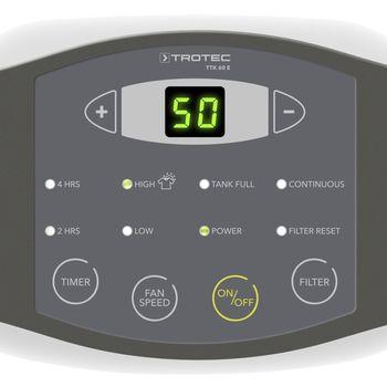 купить Осушитель воздуха Trotec TTK 60 E 18 л/день, 40 м.кв. в Кишинёве
