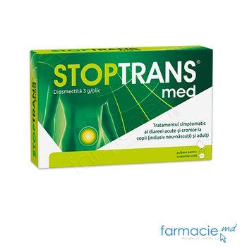 купить Stoptrans Med plic. N10 (TVA20) в Кишинёве