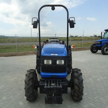 cumpără Tractor Solis N60 (60 cai, 4x4) pentru lucru în livezi și vii în Chișinău