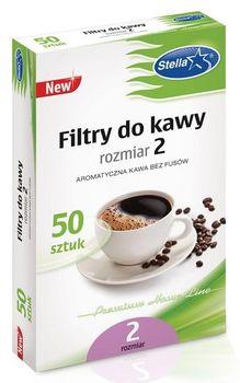 Фильтры для кофе №2 50шт