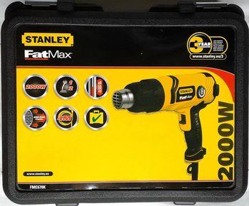 купить Фен строительный Stanley Fatmax FME670K в Кишинёве
