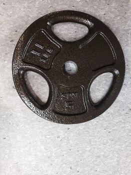 купить Диск металлический 5 kg diam 30 в Кишинёве