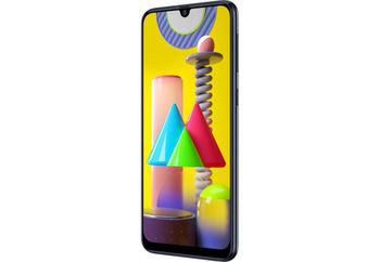 купить Samsung Galaxy M31 2020 6/128Gb Duos (SM-M315), Black в Кишинёве