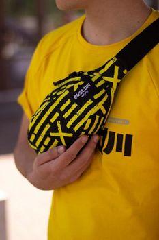 Сумка на пояс Custom Wear Uno Wall Yellow (387)