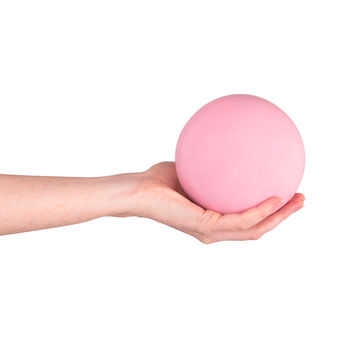 Мяч для йоги 1 кг inSPORTline Yoga Ball 3488