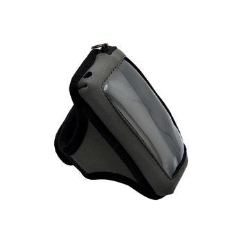 купить Чехол на руку для телефона Baladeo Smartphone armband Smart, grey, TRA060 в Кишинёве