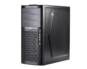 cumpără Case ATX Spire Lugen 1602/SP1602B, Black în Chișinău
