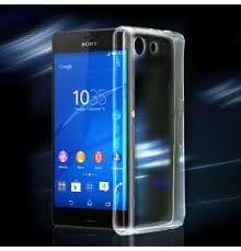 купить Screen Geeks TPU Sony Z3 compact, Transparent в Кишинёве