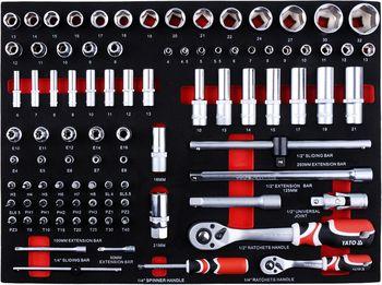 купить Ящик с инструментом Yato 211 ед. (yt-55290) в Кишинёве