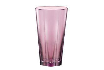 Набор стаканов для напитков Hya 3шт, 380ml, фиолетовые
