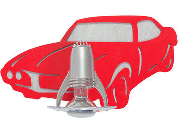 Nowodvorski Бра AUTO I red 4053