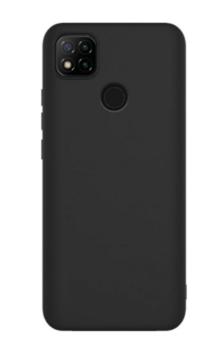 купить Чехол ТПУ Xiaomi Redmi 9C, Solid Black в Кишинёве