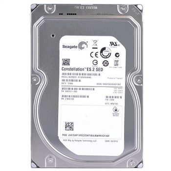 "3.5"" HDD 3.0TB  Seagate ST33000651NS Constellation® ES.2, 7200rpm, 64MB, SATAIII, PL"