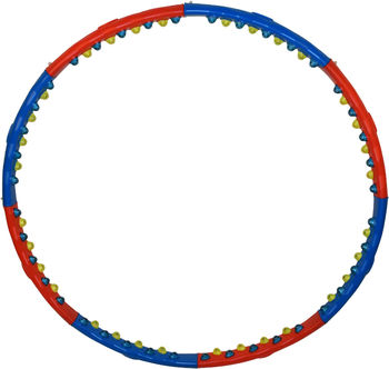 Обруч массажный / Хулахуп d=98 см, 1.5 кг JS-6003 D1912-886 (5119)