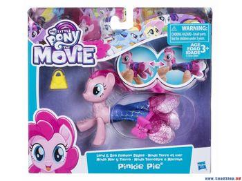 """Figură My Little Pony """"Flicker"""" Ponei în rochii magice, cod 41723"""