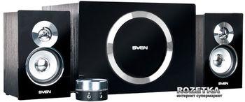 """купить Speaker Sven """"MS-1085"""" black 46w/20w+2X13w 2.1 в Кишинёве"""