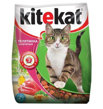 cumpără Kitekat Аппетитная телятинка 1 kg(Сухой корм для взрослых кошек) în Chișinău
