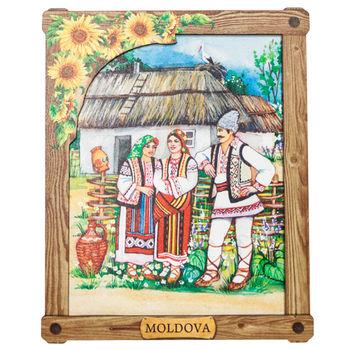 купить Картина - Молдова этно 16 в Кишинёве