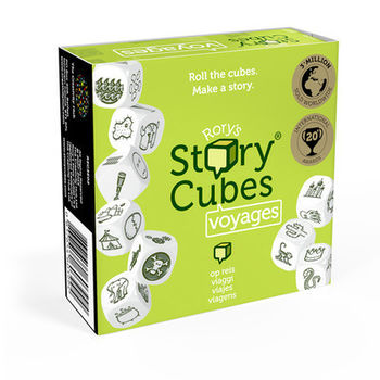 Rory's Story Cubes RCS03TCH  Voyages