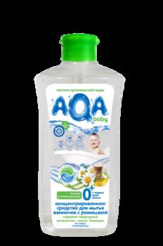 купить Концентрат для мытья ванночки Aqa baby 0,5 л в Кишинёве