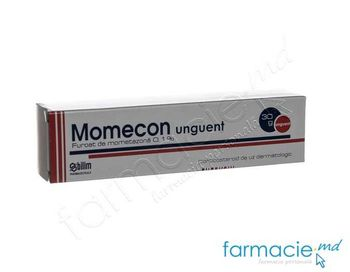купить Momecon ung. 0,1% 30 g N1 в Кишинёве
