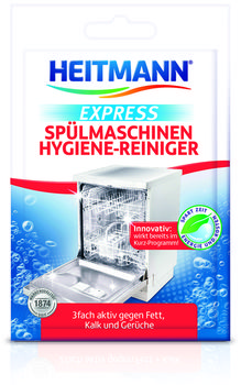cumpără HEITMANN Soluție expres pentru  curățare a maşinilor de spălat vase, 30 g în Chișinău