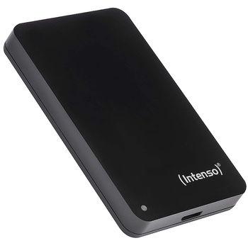 "2.5"" 2TB External HDD Intenso Memory Case, Black, USB 3.0,  (hard disk extern HDD/внешний жесткий диск HDD)"