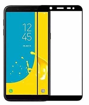 Защитное стекло Cover'X для Samsung J4+ 2018 (all glue) Black