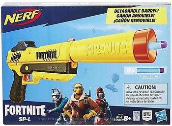 Бластер Nerf Fortnite SP-L, код 43186