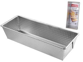 Форма для выпечки кекса/хлеба Zenker Silver 25.5X11.5X7сm