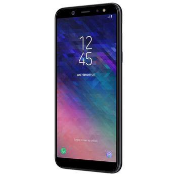 cumpără Smartphone SAMSUNG Galaxy A6 Plus 2018 (A605F), Black în Chișinău