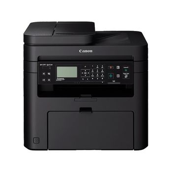 MFD Canon i-Sensys MF244DW, Mono Printer/Copier/Color Scanner,ADF(35-sheet), Duplex, Net, WiFi, A4,512Mb,1200x1200dpi,27ppm,60-163г/м2,Scan 9600x9600dpi-24 bit,250sheet tray,100/1000 Base TX, USB 2.0,Max.15k pages per month,Cartridge 737(2400 pages*)