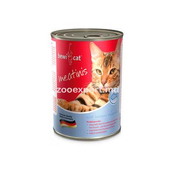 Bewi Cat с лососем 400 gr