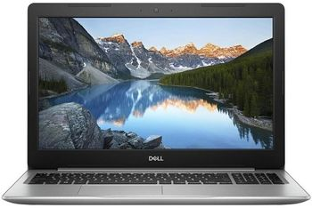 "DELL Inspiron 15 5000 Platinum Silver (5570), 15.6"" FullHD (Intel® Quad Core™ i5-8250U 1.60-3.40GHz (Kaby Lake R), 4GB DDR4 RAM, 1.0TB HDD, AMD Radeon™ R7 M530 2GB GDDR5, CardReader, WiFi-AC/BT4.2, 3cell,HD 720p Webcam, Backlit KB,RUS,Ubuntu,2.3kg )"