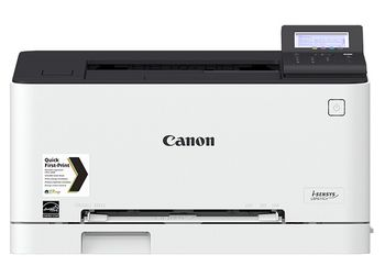 Printer Color Canon i-Sensys LBP-611CN, Duplex,Net, A4, 18ppm, 1GB, 1200x1200dpi, 60-176г/м2, 250+50 sheet tray, 5 Line LCD, UFRII, Max. 30k pages per month, Cart 045HBk/045Bk  (2800/1400 pages 5%) & 045HC/M/Y/045C/M/Y (2200/1300 pages 5%)
