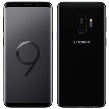cumpără Samsung G960FD Galaxy S9 64GB Duos, Black în Chișinău