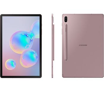 купить Samsung Galaxy Tab S6 T860 Wi-Fi 128Gb, Rose Blush в Кишинёве