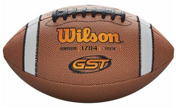Мяч для американского футбола Wilson GST Composite Youth WTF1784XB (4584)