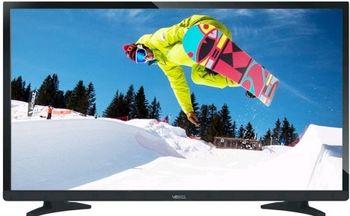 TV  Vesta LD40B510, 1366x768 HD Ready, 100Hz, Analog tuner(PAL BG/DK/I; SECAM BG/DK), 101cm, HD(16:9), AV, VGA, HDMIx2, USBx2, Speakers 2x5W
