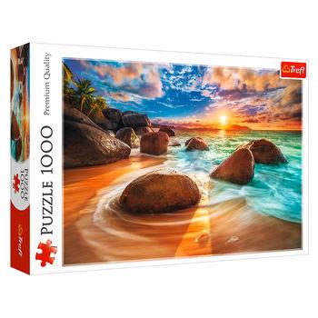 "Пазлы ""1000"" - Samudra Beach, India, код 42126"