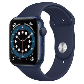 Apple Watch 6 44mm (M00J3), Blue / Deep Navy