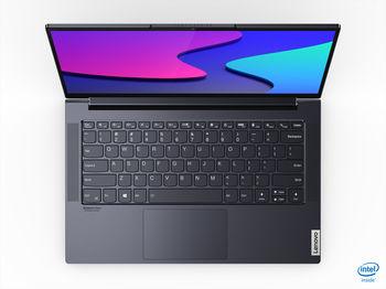 купить Lenovo Yoga Slim 7 14ARE05(Ryzen 5 4500U 8Gb 512Gb) Slate Grey в Кишинёве