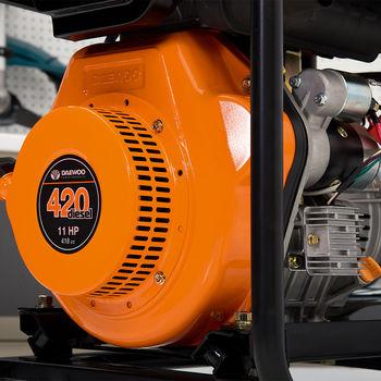 купить Дизельный генератор DAEWOO DDAE 6000XE в Кишинёве