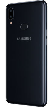 купить Samsung Galaxy A10s 2019 2/32Gb Duos (SM-A107), Black в Кишинёве