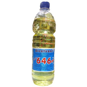 Lizarin Растворитель 646 0.9л