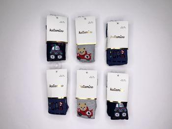 Katamino колготки для мальчика K30114