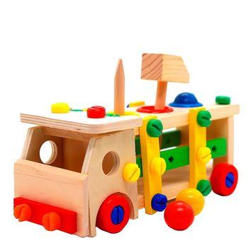 cumpără Jucărie din lemn Maşină în Chișinău