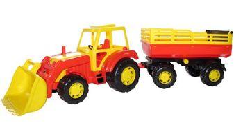 купить Полесье Трактор с прицепом Алтай в Кишинёве